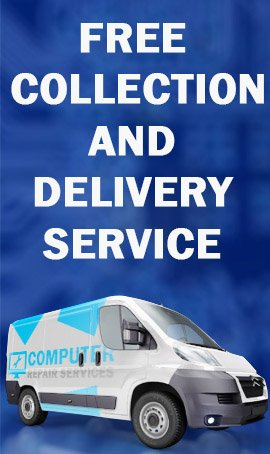 free collection free delivery